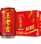 王老吉 箱, 12瓶