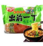 日本NISSIN日清 出前一丁 即食汤面 鸡蓉味 箱