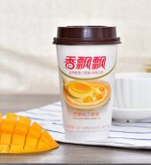 香飘飘 芒果布丁奶茶 3杯
