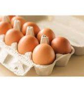 阳光农场黄鸡蛋 盒, 12个