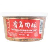 台湾宝岛 肉酥 盒装 4oz