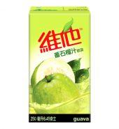 香港VITA维他 番石榴汁饮品 250ml 6盒装