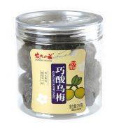 农夫山庄蜜饯系列 巧酸乌梅 罐