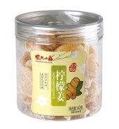农夫山庄蜜饯系列 柠檬姜 罐
