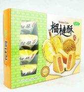 台湾竹叶堂 榴莲酥 盒250g