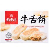 稻香村 牛舌饼 盒