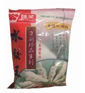 味全水饺 京厨珍品系列 雪里红猪肉 包