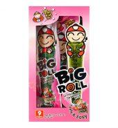 泰国小老板 BIG ROLL经典紫菜卷 韩国泡菜味 9条入 盒