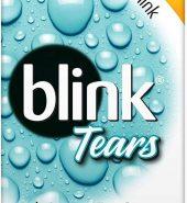 BLINK润滑舒缓人工泪液眼药水15ml