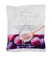 日本CHIA SEED JELLY 奇亚籽果冻 葡萄味 205g 袋