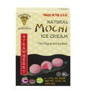 MOCHI ice cream 草莓口味 盒