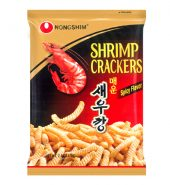 Nonshim 辣虾条 包