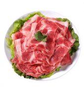 火锅羊肉片 磅