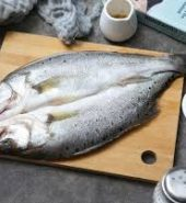 新鲜白鲈鱼 未处理重量, 1.8-2.2磅
