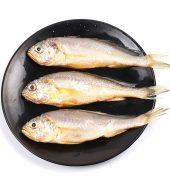 三条装黄鱼 包 1.4磅