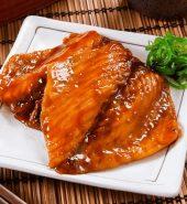 蒲烧鲷鱼腹肉 包