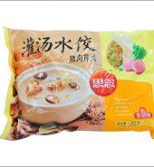 思念灌汤水饺 猪肉芹菜 500g