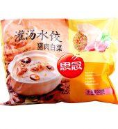 思念灌汤水饺 猪肉白菜 500g