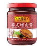 李锦记 韩式烧烤酱 瓶 370g