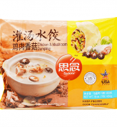 思念灌汤水饺 鸡肉香菇 500g