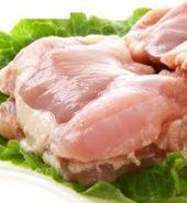 优质去骨去皮鸡腿肉 1.5-1.8磅