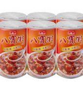 泰山 八宝粥 6罐