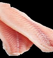 急冻侧鱼片 包 9-11oz