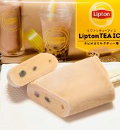 日本立顿 珍珠奶茶冰棒 6支入