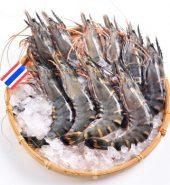泰国老虎虾 盒 2磅