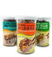 味岛 米饭调味海苔香松 3盒装 50gx3
