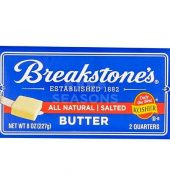 Breakstone's sulted butter 加盐黄油