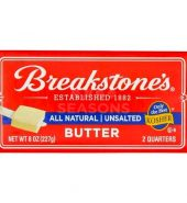 Breakstone's unsulted butter 不加盐黄油