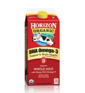 Horizon DHA Omega-3 有机牛奶 Whole Milk