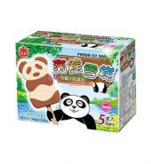 义美 熊猫雪糕 5支入