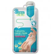 MEDIHEAL Theraffin Hand Mask, MEDIHEAL 美迪惠尔 水库嫩白保湿护理手膜, 10 pair