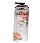LG ON THE BODY BODY LOTION SWEET LOVE, LG ON香水润肤露 甜蜜爱恋, 400ml
