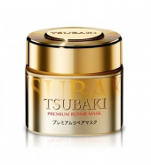 SHISEIDO TSUBAKI Premium Repair Hair Mask, SHISEIDO资生堂 TSUBAKI 0秒修护发膜, 180g