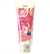 Kracie AROMA RESORT Body Milk Dreamy Bloom Rose, KRACIE嘉娜宝 香氛保湿身体乳 梦幻玫瑰香, 200g