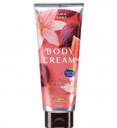 Kracie AROMA RESORT Body Milk Fig&Lily, KRACIE嘉娜宝 香氛保湿身体乳 無花果百合, 200g