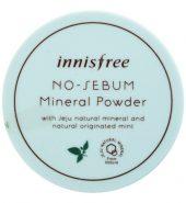 INNISFREE No-Sebum Mineral Powder, INNISFREE悦诗风吟 控油矿物质定妆散粉, 5g