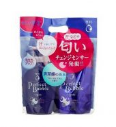 SHISEIDO PERFECT BUBBLE FOR BODY SHOWER & Refill, Shiseido 专科 超微米完美泡泡沐浴乳(含替换装), 500 ml+350ml