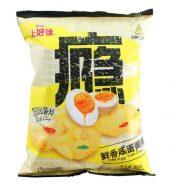 上好佳 田园薯片 鲜香咸蛋黄味 60g