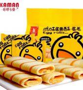 KRMON 咸味蛋黄酥蛋卷 160g