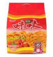 爱尚咪咪虾条 红烧牛肉味 180g 10包 *2袋
