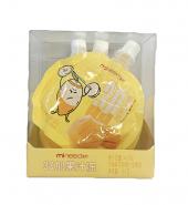 迷礼mineed 芒果可吸果冻 30加果汁型 64.3g*3