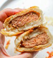 上海鲜肉月饼 2个