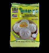 嘉嘉 椰丝奶黄包 10个 20oz