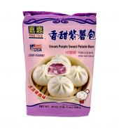 嘉嘉 香甜紫薯包 10个 20oz