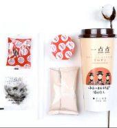一点点 抹茶风味 手工现泡奶茶 123g