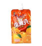 喜之郎 cici果粒爽 香橙味 350ml